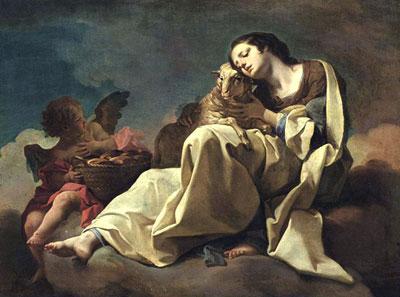21 января. Святая Агнесса (Агния), дева и мученица. Память