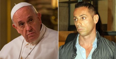 Папа Франциск ответил телефонным звонком на письмо убийцы собственных родителей