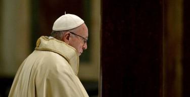 Послание Папы на Великий Пост 2016: нет безумию всемогущества, которое отвергает бедных