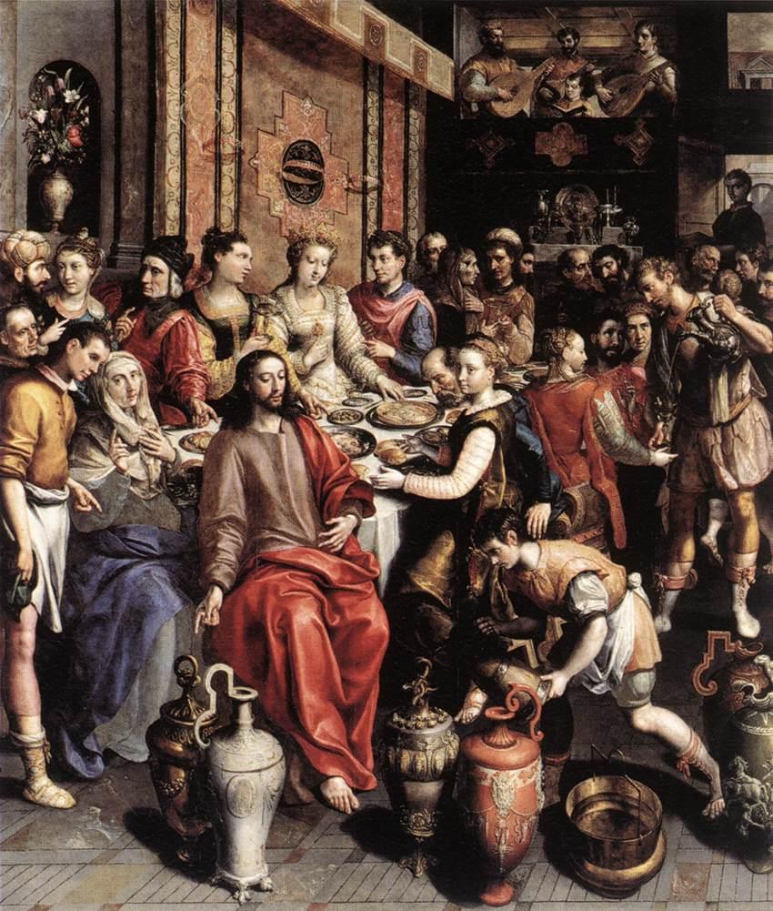 20 января 2 е воскресенье после богоявления год C чудо в кане