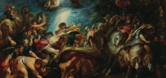 25 января. Обращение святого Апостола Павла. Праздник