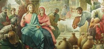20 января. 2-е воскресенье после Богоявления (год C). Чудо в Кане Галилейской
