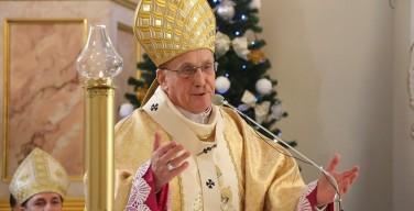 Архиепископу Тадеушу Кондрусевичу исполняется 70 лет