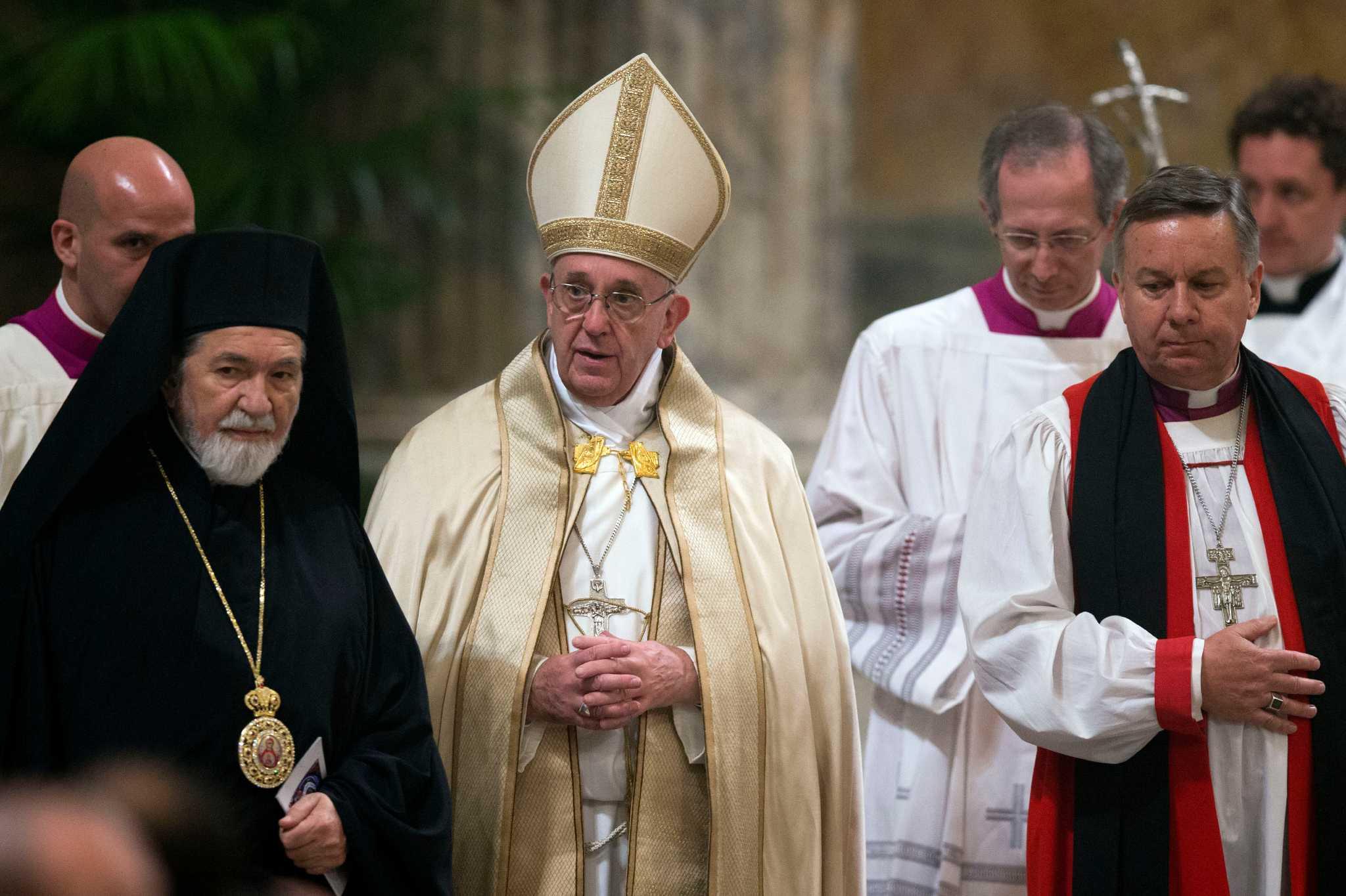 Папа: попросим прощения у христиан других Церквей и простим им обиды (+ ФОТО)