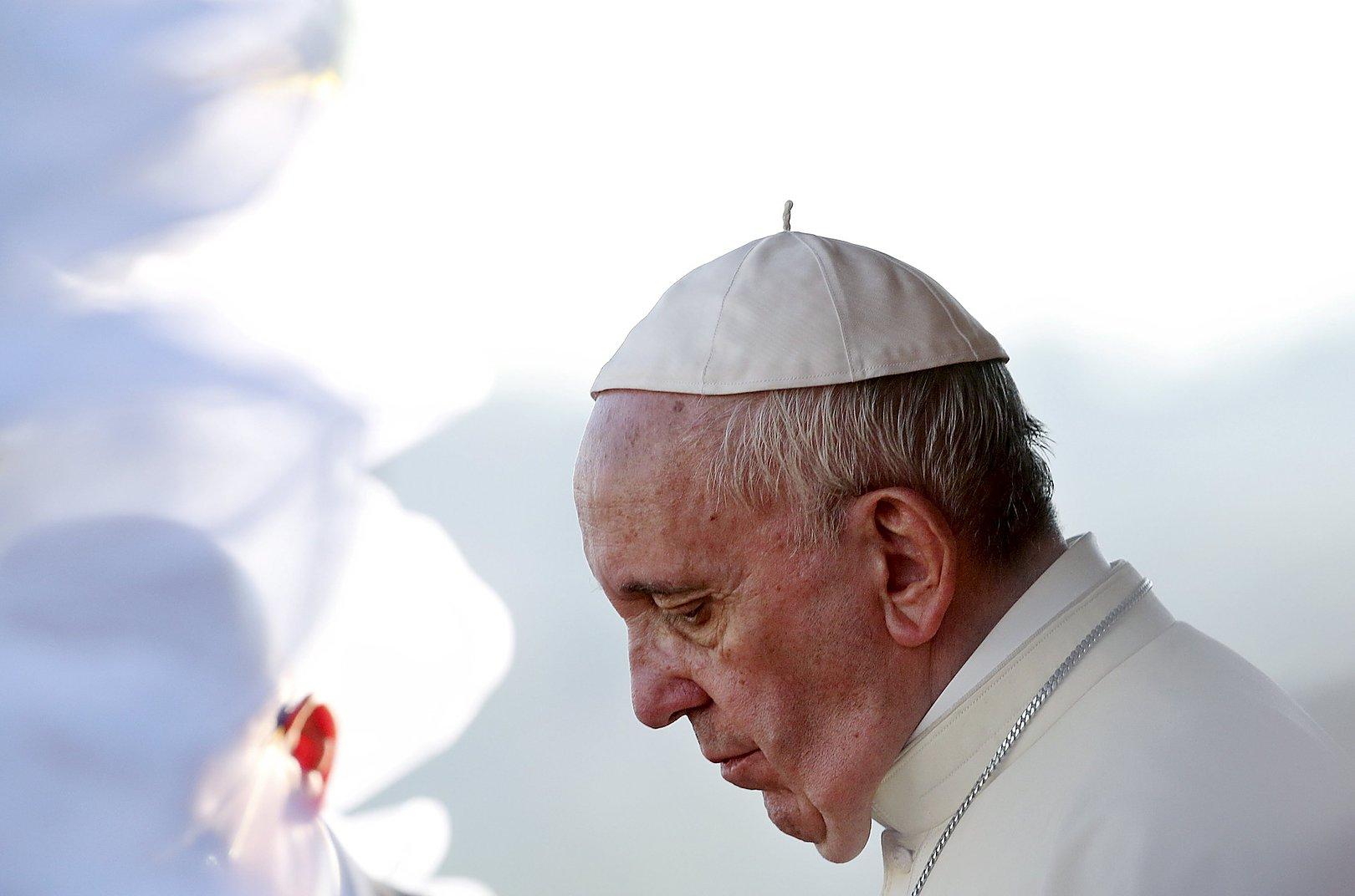 Папа о границе между греховностью и коррумпированностью