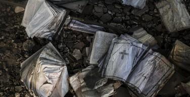 СМИ: боевики ДАИШ стали прибегать к минированию Коранов