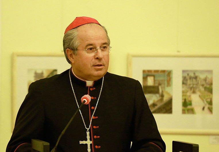 Нунций: встреча Папы и Патриарха подчеркивает ответственность христиан