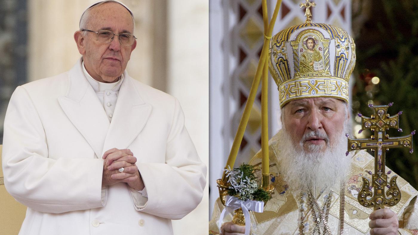 Историческая встреча Папы Римского с Патриархом Московским: мнения экспертов