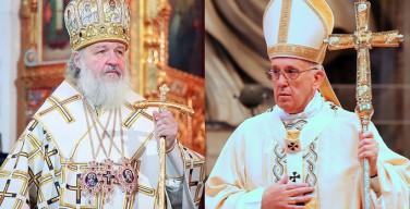 Зачем встречаются Папа и московский Патриарх? — мнения экспертов