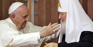«Встреча ради мира». Журналист Сергей Чапнин анализирует итоги переговоров Папы и Патриарха