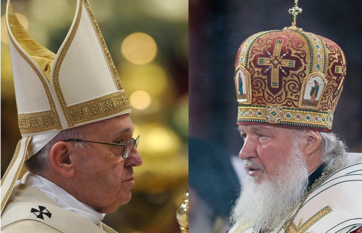 Сергей Чапнин: Миссия Папы и Патриарха. Чего ждать от февральской встречи на Кубе?