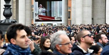 Воскресное размышление Папы Франциска перед чтением молитвы Angelus 28 февраля 2016 г.: «Никогда не поздно покаяться…»