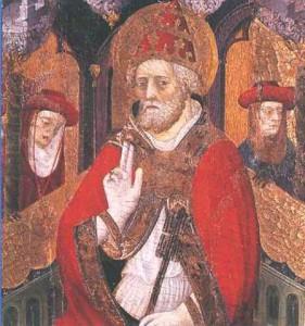 Апостол Петр - первый епископ Рима