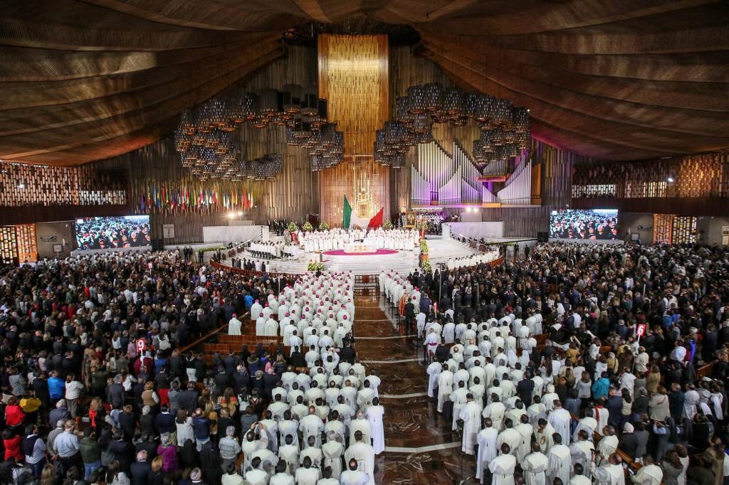 Визит Папы в Мексику: посещение Гваделупского святилища и Месса в Экатепек