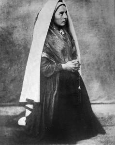 Бернадетта Субиру - монахиня