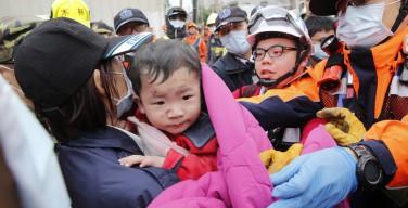 Молитва и соболезнования Святейшего Отца в связи с землетрясением на Тайване