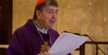 Кардинал Курт Кох призвал российских католиков не оставлять молитвы о единстве