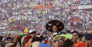 Папа – мексиканской молодежи: когда мир обрушивается на вас, держитесь Иисуса Христа