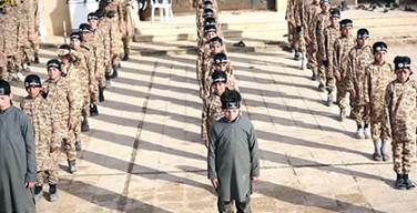 Боевики «Исламского государства» утроили число детей-террористов в своих рядах