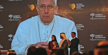 Папа — Глобальному форуму по образованию: будьте строителями человечности и мира