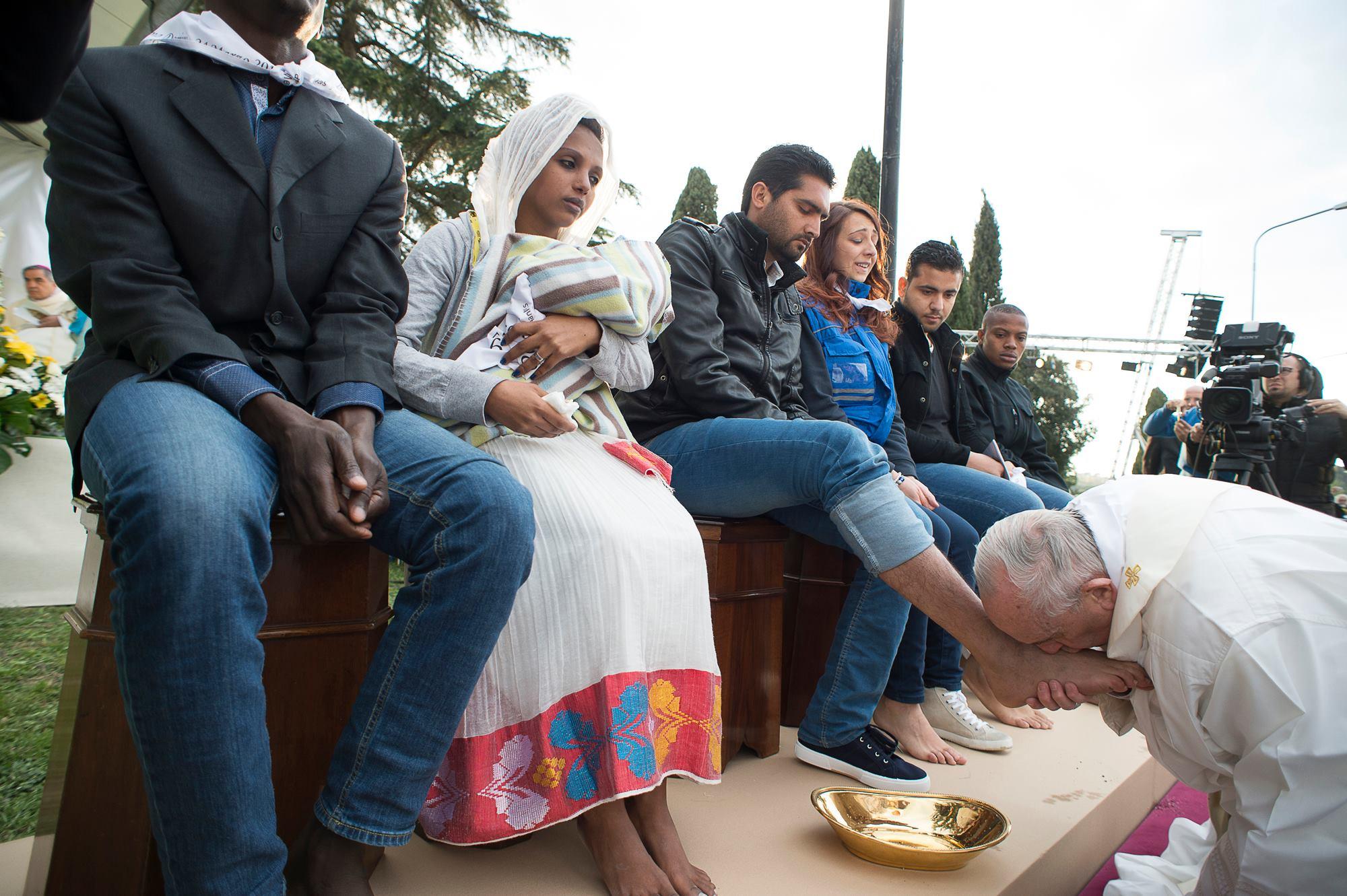 Энцо Бьянки: шокирующая любовь Бога и возмутительный стиль Папы Франциска