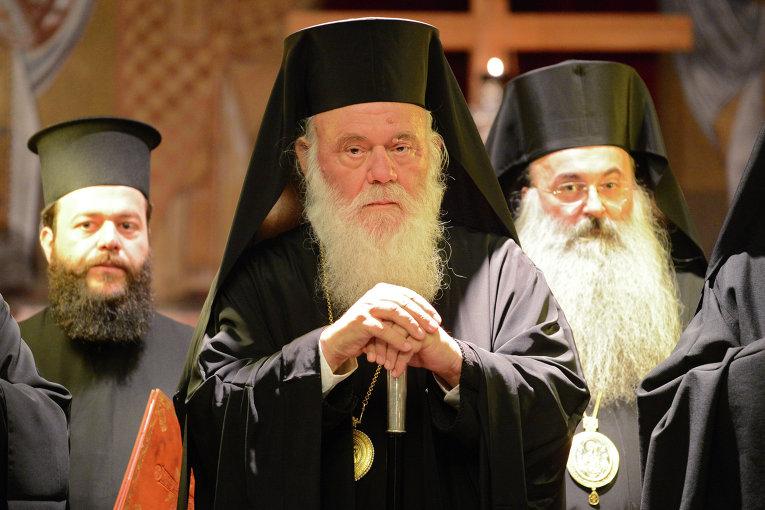 СМИ: глава Элладской Православной Церкви примет участие во Всеправославном соборе