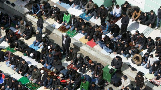 Мусульмане Москвы начали сбор средств для родителей девочки, убитой няней