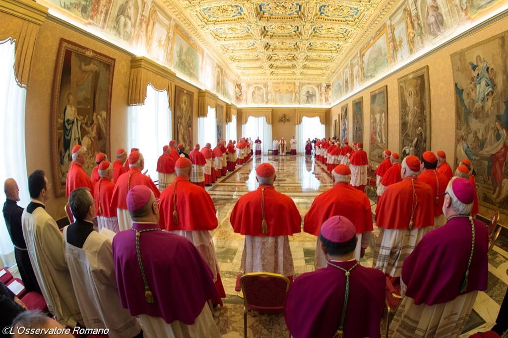 В 2016 году Католическая Церковь канонизирует пять святых