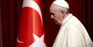 Папа выразил соболезнования Турции в связи с терактом в Анкаре