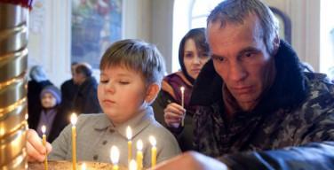 В Москве отслужили панихиду по погибшим бездомным