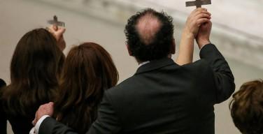 Три слова из паспорта миссионера. Встреча Папы Франциска с семьями из Неокатехуменального пути