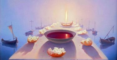 Евхаристия и война. Размышления в Великий четверг