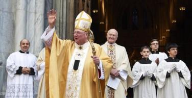 В Нью-Йорке защитники животных пытались сорвать Пасхальную Мессу в кафедральном соборе св. Патрика