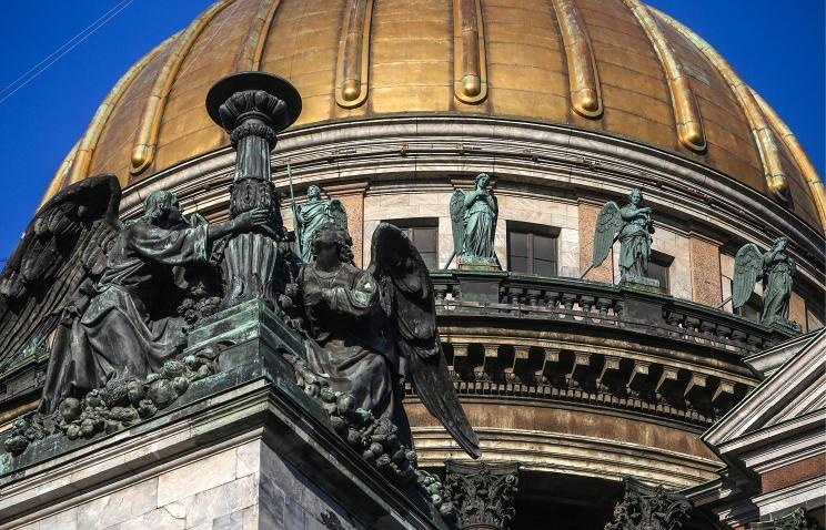 Санкт-Петербургская епархия настаивает на возвращении Исаакиевского собора РПЦ