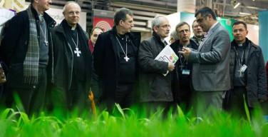 Сельскохозяйственная ярмарка: французские епископы решили поддержать фермеров