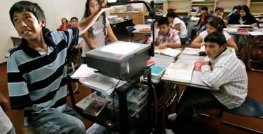 Только 2.3% латиноамериканских учащихся в США учатся в католических школах