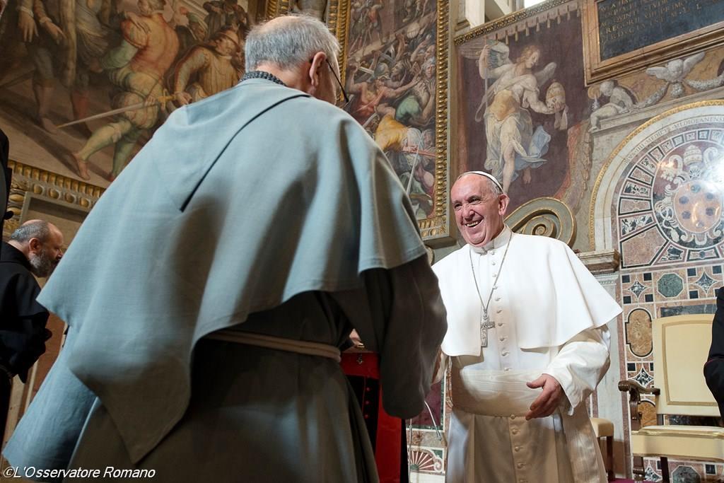 Папа: милосердие – окончательный выбор Бога, а Таинство Примирения – привилегированный путь к нему
