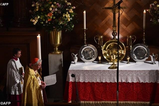 Англия и Уэльс: на Пасху около 1000 человек вошли в лоно Католической Церкви
