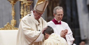 Папа: епископство — «это название служения, а не почести»