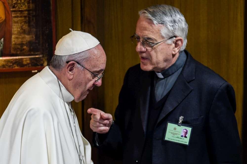 Третья годовщина понтификата Папы Франциска