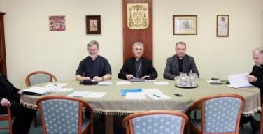 Информационное сообщение о XLIII пленарном заседании Конференции католических епископов России