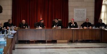 Маронитские епископы: встреча Папы Франциска и Патриарха Кирилла – пророческий шаг