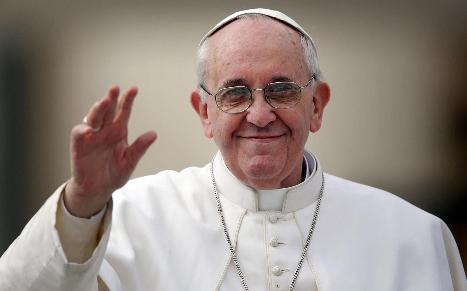 Папа Франциск: три года понтификата в цифрах