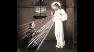 Явление Иисуса Милосердного Фаустине Ковальской