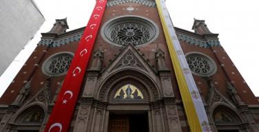 Папа назначил апостольского нунция в Турции и Туркменистане