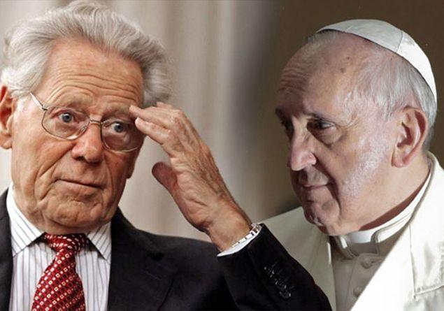Ханс Кюнг призвал Папу Франциска начать «открытое обсуждение» вопроса о непогрешимости Римского понтифика
