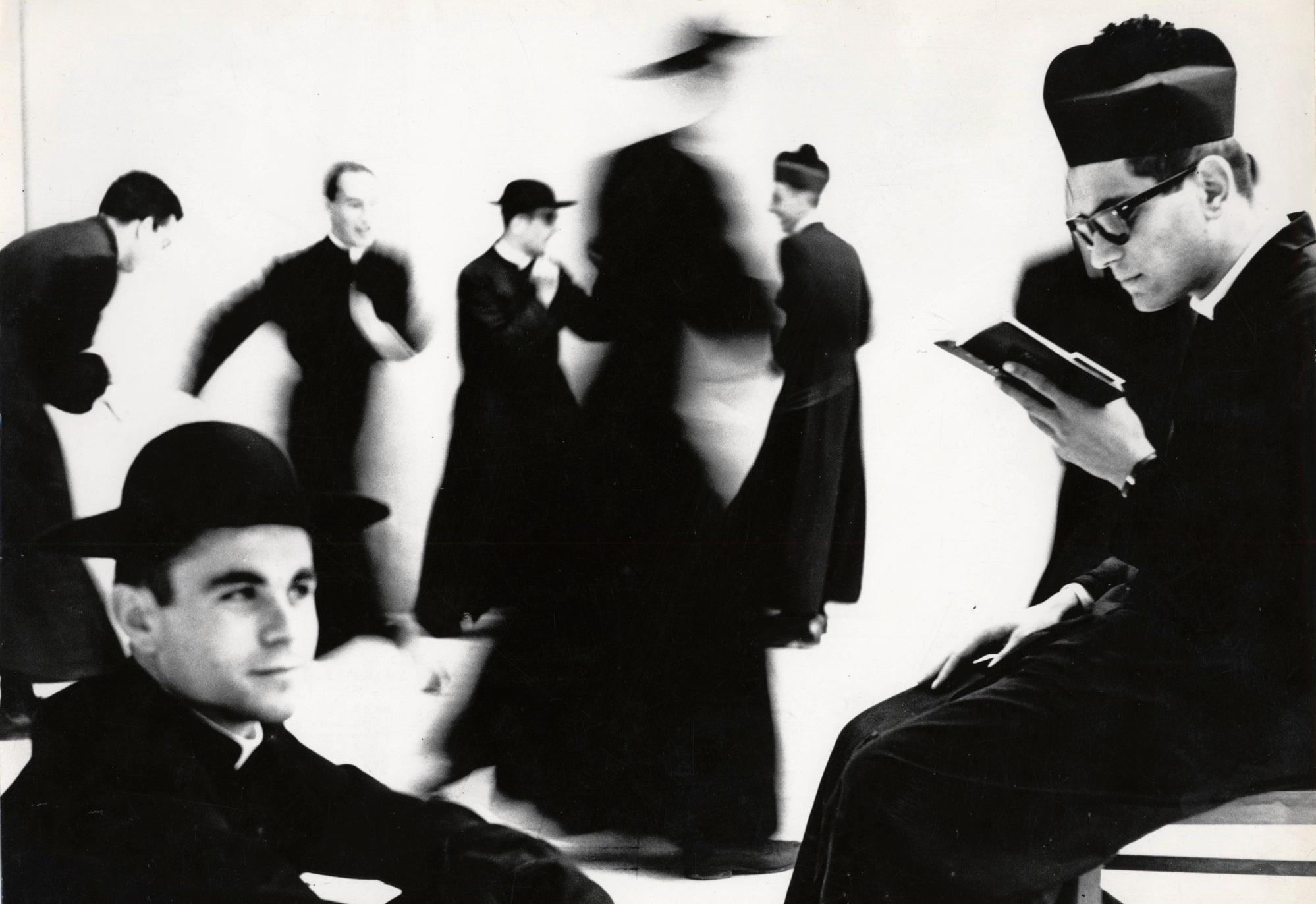 Облачение священников и монахинь