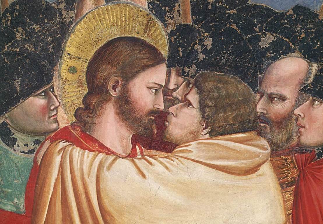 Поцелуй предателя. У истоков иконографии Иуды Искариота