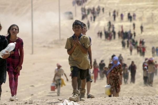 Христиане Ирака подвергаются преследованию и со стороны мусульман-шиитов
