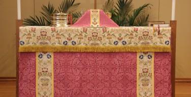 31 марта. 4-е воскресенье Великого Поста — «воскресенье радости»